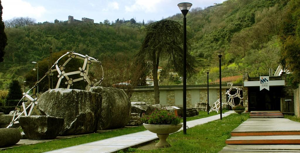 Museo del Marmo -  Viale XX Settembre, 85
