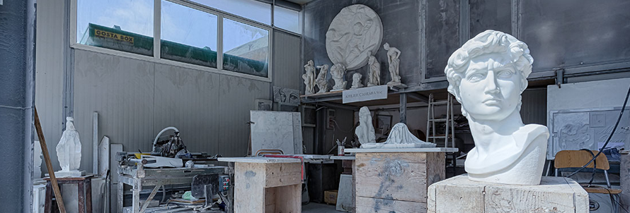 Atelier Carrara S.N.C - via torano 2p